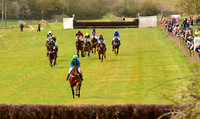 Fernie Point to Point 2016 Racecourse