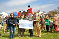 Fernie Point to Point padock and prize giving 075
