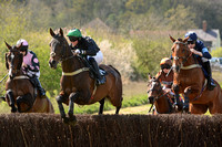 The Woodland Pytchley Point to Point 2017 Racecourse !
