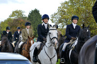 Woodland Pytchley Opening Meet 2016 043