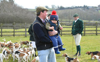 Joint Meet of The Oxford University Beagles and THe Oakley Foot Beagles at Illston 008